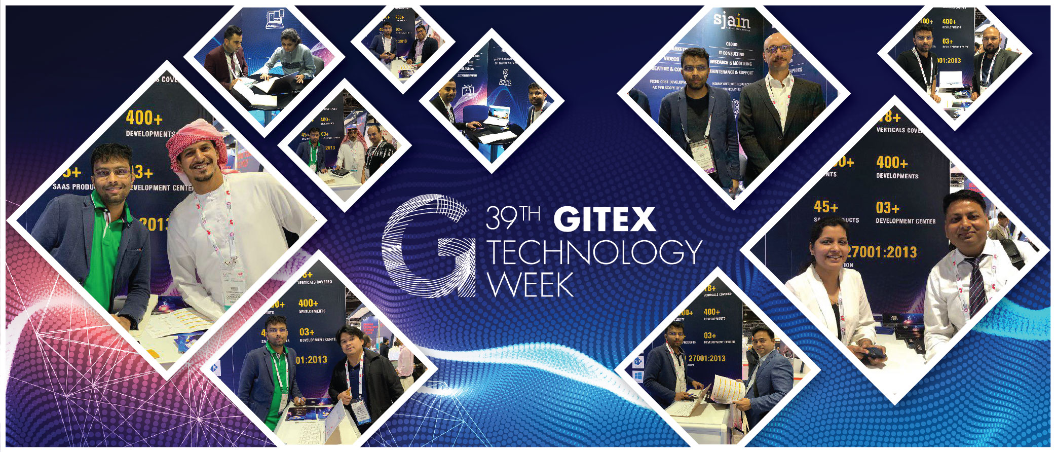 GITEX-2019: Embracing technology with digital innovation